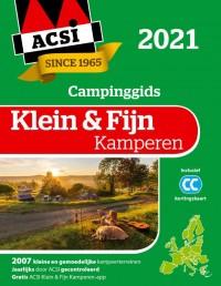 Campinggids Klein & Fijn Kamperen